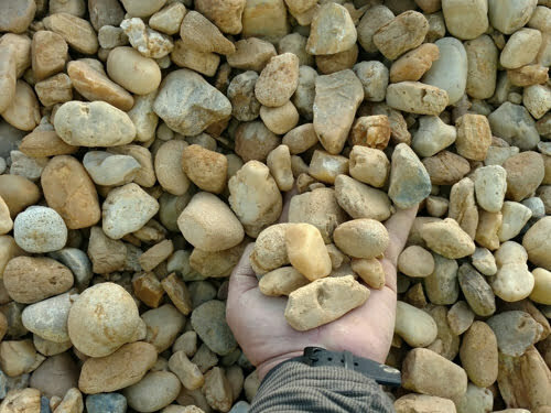 """Capitol Heights 2-4"""" Cobble Stone Supplier & Delivery"""