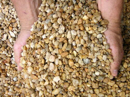 "3/8"" Pea Gravel Supplier in Capitol Heights"