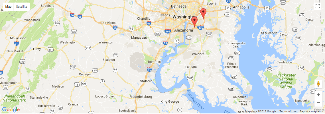 Arlington Northern Virginia Crushed Aggregate Suppliers