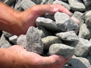 Crushed Stone Supplier # 2 Delivery