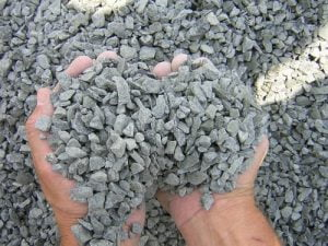 Crushed Stone Supplier #57 Delivery
