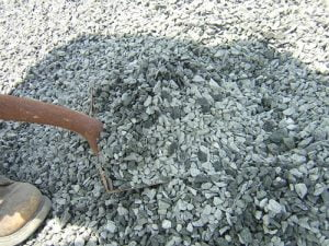 Crushed Stone Supplier # 8 Delivery