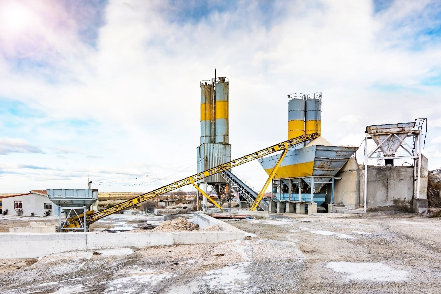 How Recycled Aggregates are Produced